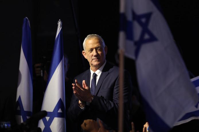 Na de eerste uitslagen eiste Benny Gantz nog de overwinning op maar zijn alliantie Kahol Lavan kan in tegenstelling tot rivaal Likud geen coalitie vormen die in het parlement een meerderheid heeft