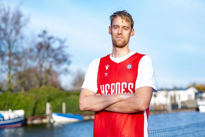 """Henk Norel: ,,Heroes kan financieel niet bieden wat ik in Spanje verdiende, maar we hebben ook gesproken over mijn toekomst na het basketbal."""""""