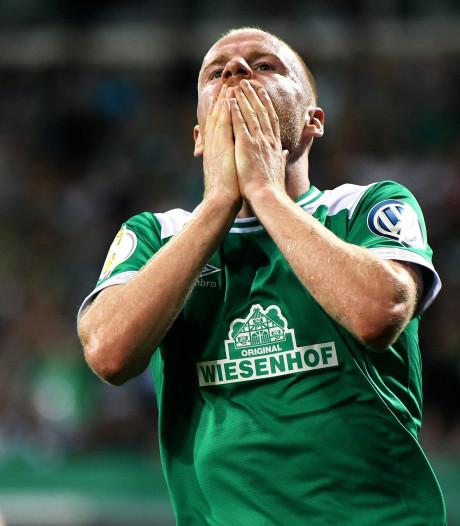 Lewandowski en arbitrage zitten bekerdroom Klaassen en Werder dwars