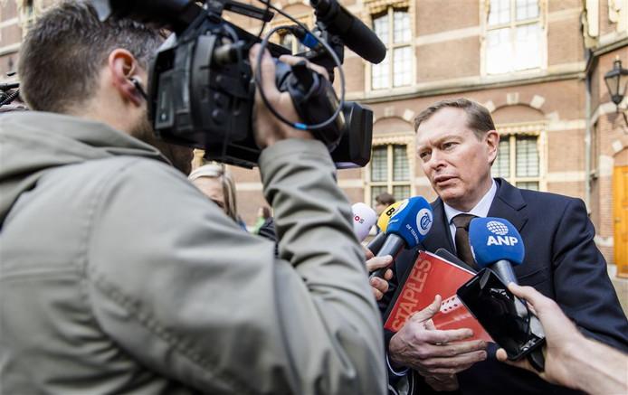 Minister Bruno Bruins (VVD)