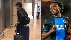 Percy Tau gearriveerd in Brussel: Anderlecht huurt ex-Club Brugge-spits van Brighton & Hove Albion