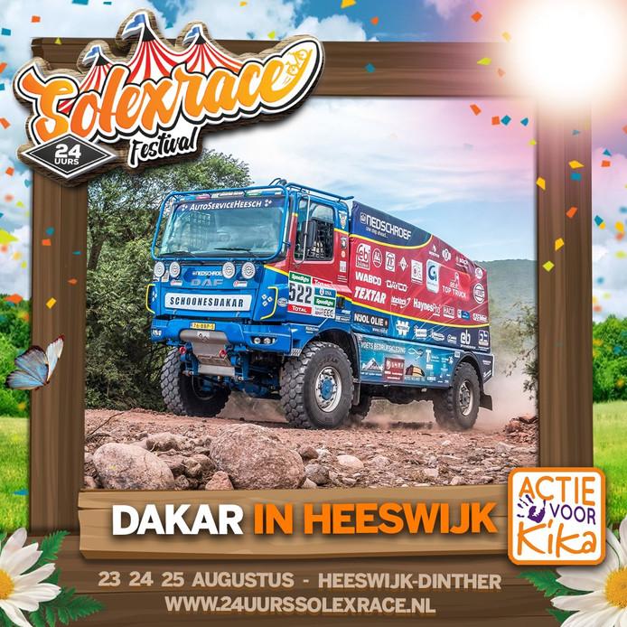 Dakar in Heeswijk