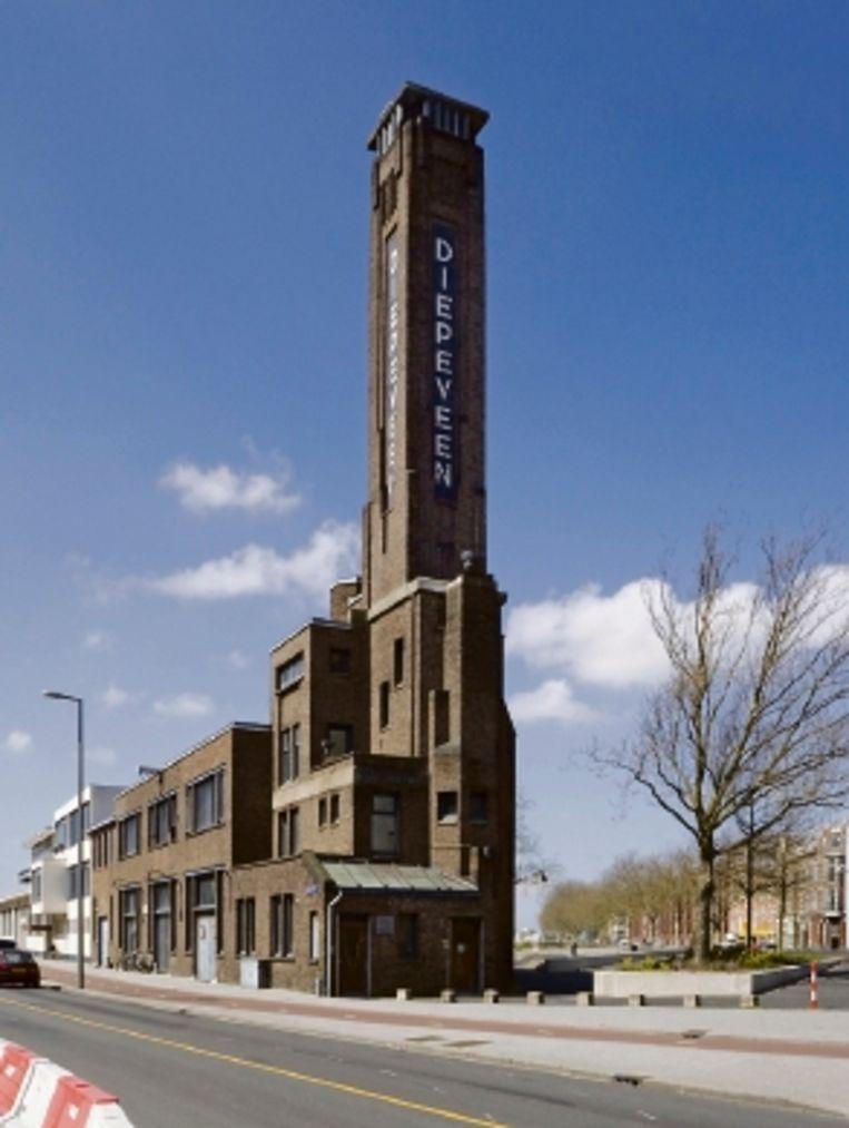 Diepeveen & Co, Rotterdam. Ontwerp: W. Kromhout. (FOTO: OSSIP VAN DUIVENBODE AIR) Beeld