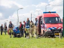Chaos op Amsterdam-Rijnkanaal om 'drenkeling'