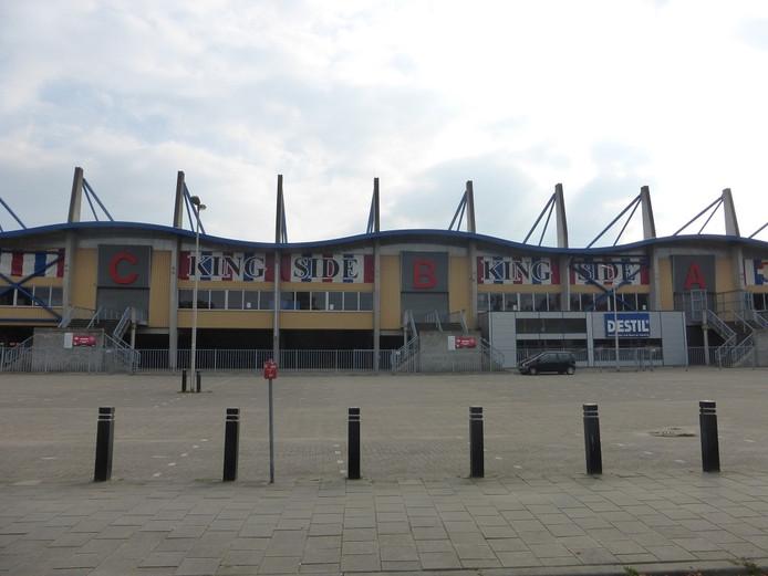 Koning Willem II Stadion.