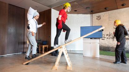 Van Syrisch koken tot acrobatische schommel