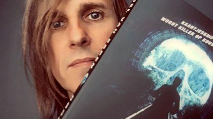 """Muzikant Roel Van Espen brengt eerste boek 'Dood Spoor' uit: """"Noem het gerust een stationsroman voor gevorderden"""""""