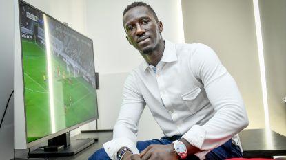 """Mbaye Leye blijft ambitieus na vertrek bij Standard: """"Het zal me lukken als trainer"""""""