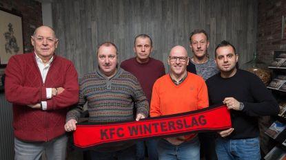 De Vieze Mannen dromen van museum KFC Winterslag