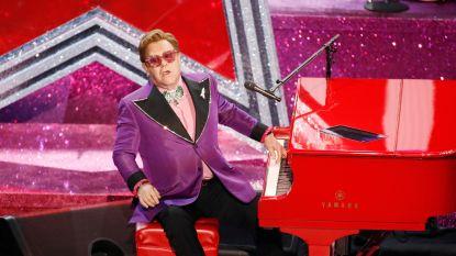 Elton John stelt Europese najaarsconcerten uit: nieuwe data voor optredens Sportpaleis