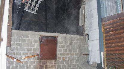 Stofexplosie in silo met houtkrullen en zaagsel