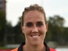 Daphne van der Velden kan spelen in play-offs