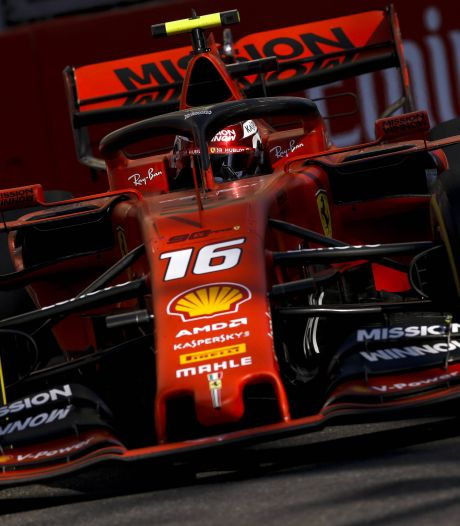 Ferrari komt in Barcelona met verbeterde motor