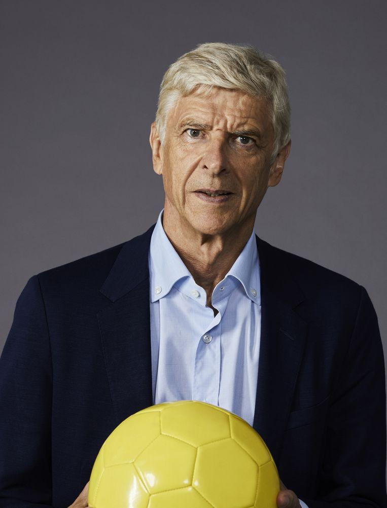 'Oké, misschien ben ik te lang aangebleven bij Arsenal. Maar ik was op het einde nog even gedreven als op de eerste dag.' Beeld