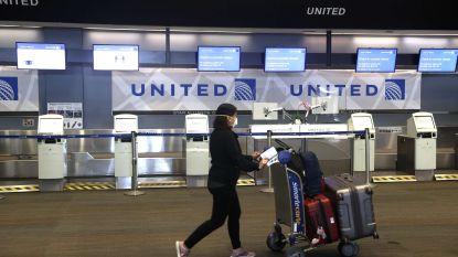Tot 36.000 banen in gevaar bij United Airlines