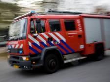 Brand in leegstaand pand in Middenmeer