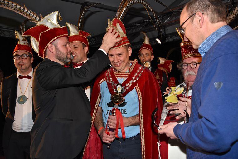 Verkiezing Prins Carnaval Gullegem - Davy Himpe
