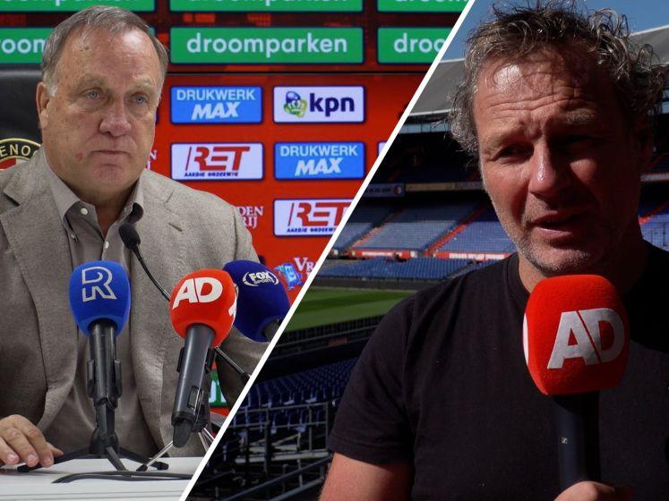 Feyenoord met 13.000 fans: 'Benieuwd hoe 12e man nu is'