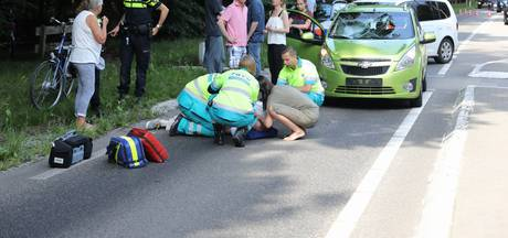 Fietser gewond bij aanrijding in Soest