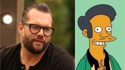 """Alex Agnew begrijpt de commotie rond 'The Simpsons'-personage Apu niet: """"De reeks zit bomvol stereotypen"""""""