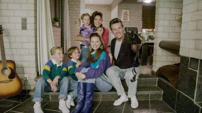 Davy Gilles toont voor het eerst al zijn kinderen
