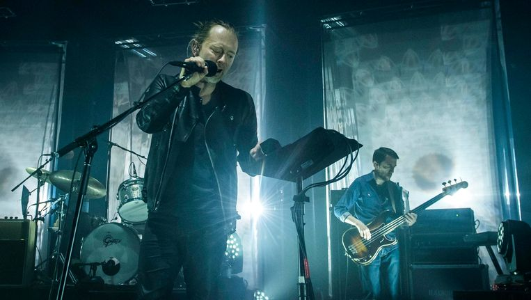 Radiohead Beeld photo_news