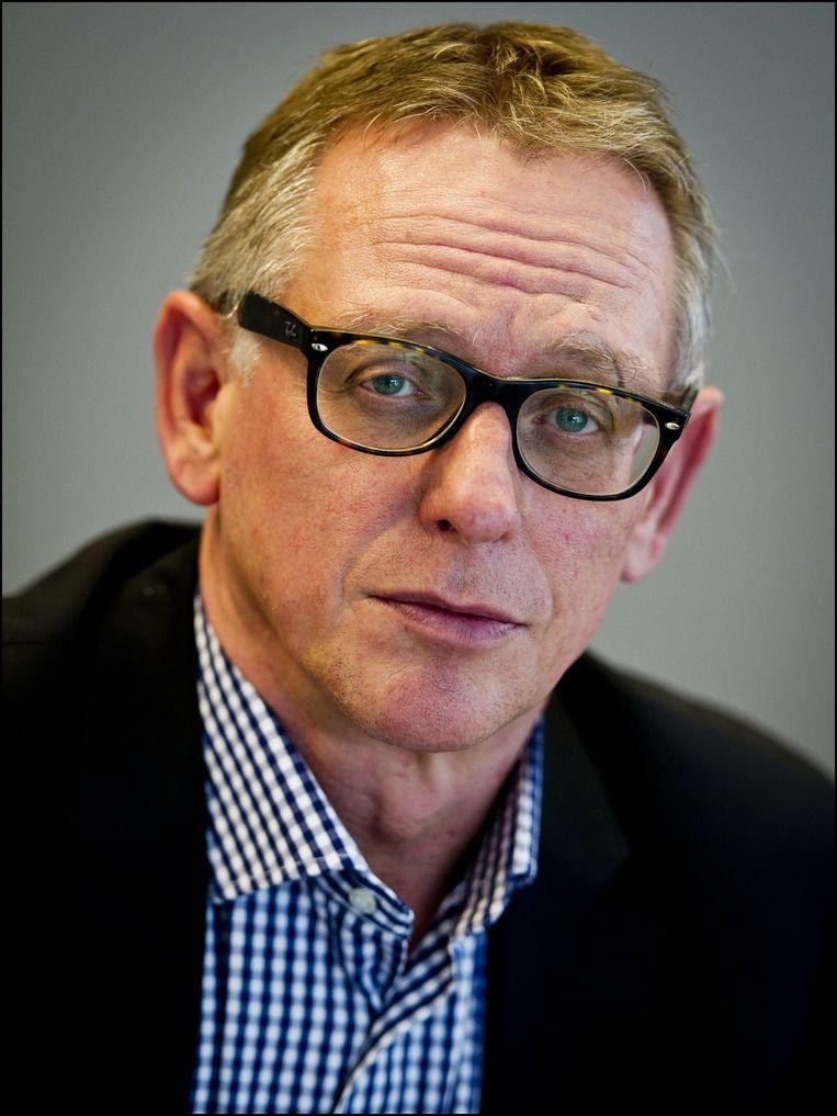 Hoofdredacteur van ANP: Marcel van Lingen. Beeld anp