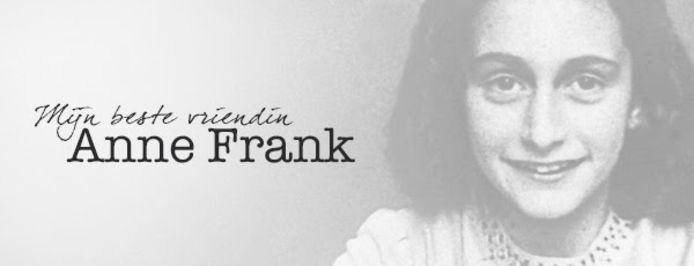 Mijn beste vriendin Anne Frank.