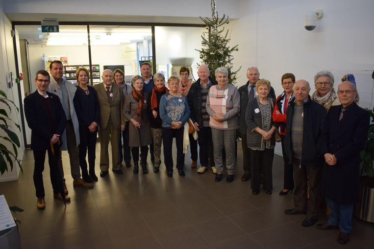 De 80-jarigen van Assenede.