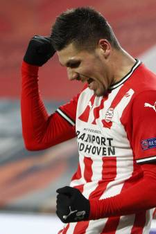 Piroe bezorgt PSV ruime zege en groepswinst tegen Omonia
