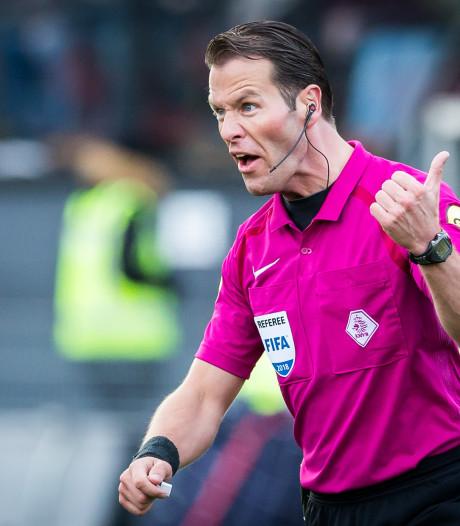 Arbiter Danny Makkelie fluit Feyenoord-PSV