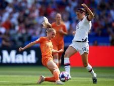 LIVE | Leeuwinnen treffen wereldkampioen VS in Breda