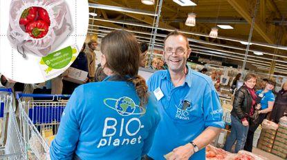 Colruyt Group introduceert herbruikbare zakjes voor groenten en fruit: 5 zakjes voor 2,50 euro