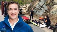 Acteur Andy Peelman uit 'De Buurtpolitie' met spoed naar ziekenhuis na motorcrash