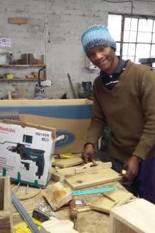De Makerij Goes Boundless, Diessense dagbesteding in actie voor Zuid-Afrikaanse evenknie