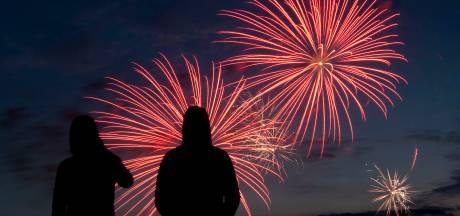 Vuurwerkshow in Máximapark in Leidsche Rijn gaat niet door