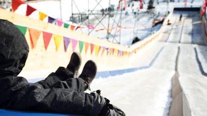 'Feest van de sneeuw' in Montreal opgeschort wegens... sneeuw