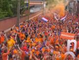 15.000 Oranjefans nemen Frans stadje over: 'Dit is gigantisch'