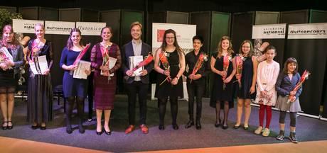 Lise de Munck wordt derde op Benelux Fluitconcours