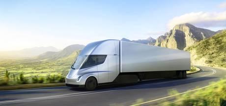 Tesla kan met e-truck concurrent voor DAF worden