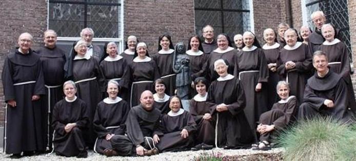 De Megense franciscanen en de clarissen.