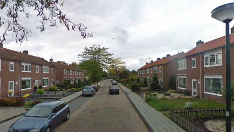 De Beatrixstraat in Elst. Beeld GOOGLE STREETVIEW