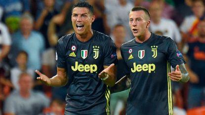 Ronaldo slechts één wedstrijd geschorst in Champions League na zijn exit in Valencia - FIFA 19 blundert met Cech, die er de humor van inziet