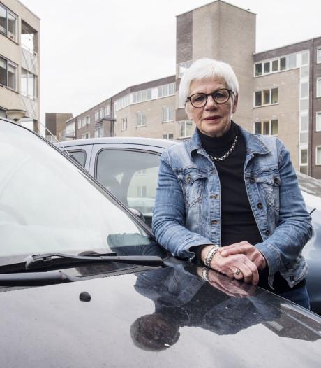 Hengelose Herma had verjaardag liever overgeslagen: 'Mag niet meer autorijden'
