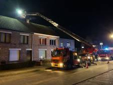 Schouw vat vuur in Assebroek, brandweer voorkomt erger