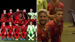Duivels geven blik achter de schermen bij shoot voor ploegfoto, Batshuayi niet bijster enthousiast over resultaat