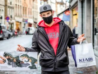 """Winkelwoede blijft op de eerste dag beperkt in Brugge: """"Maar heel blij dat we weer wat sociaal contact ervaren"""""""