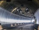 Linksbovenin, achter de ventilatoren hangt FDRS van StaticAir uit Geldermalsen