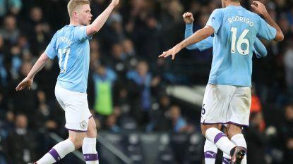 Kevin De Bruyne leidt Manchester City naar winst tegen Chelsea in topper die vooral voor de rust boeide