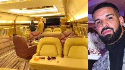 BINNENKIJKEN. Zo ziet de nieuwe Boeing van Drake er uit